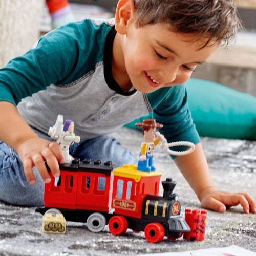 Lego Duplo Disney Pixar Toy Story Train 10894 Perfect For Preschoolers Toddler Set Includes