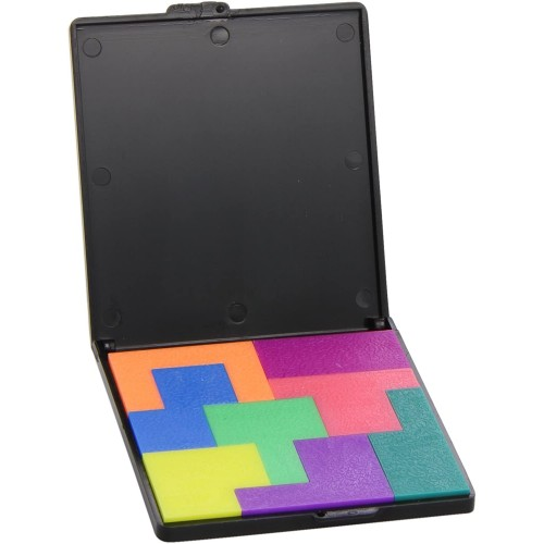 Great Gizmos Iq Block Puzzle In Display