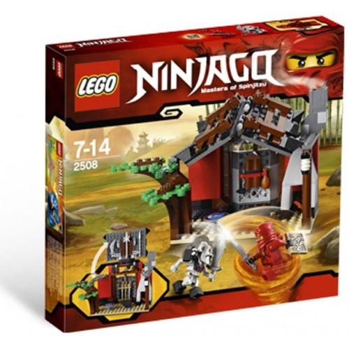 Lego Ninjago Blacksmith Shop