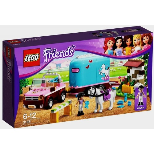 Lego Friends 3186 Emmas Horse