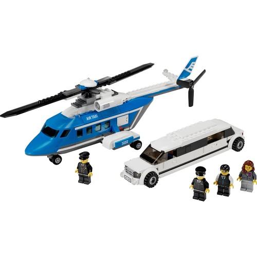 Lego City Set 3222 Helicopter