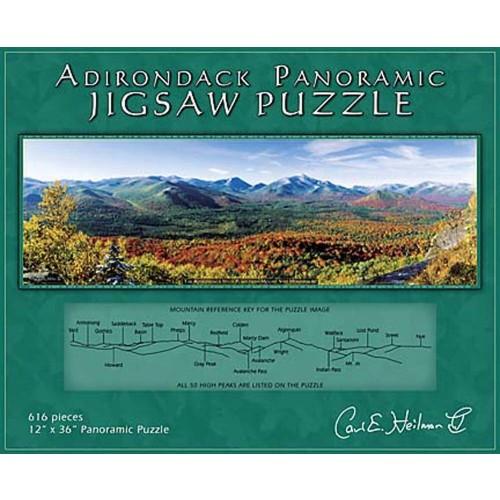 Adirondack High Peaks Jigsaw Puzzle