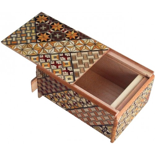 Japanese Puzzle Box 4Sun