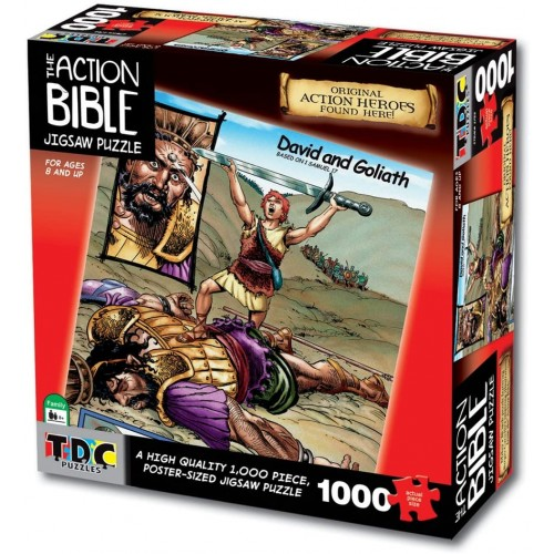 Tdc Games David And Goliath 1000Piece