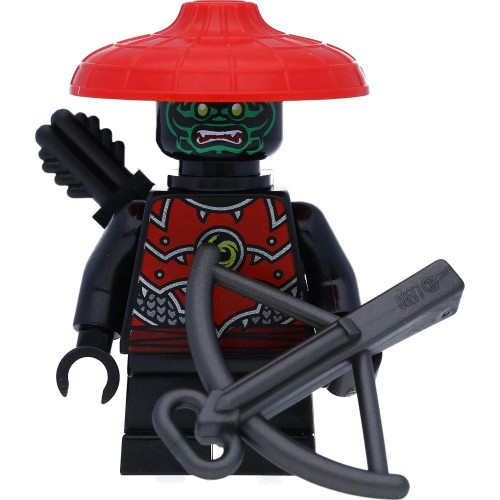 Lego Accessories Ninjago Stone Army Scout With Crossbow And