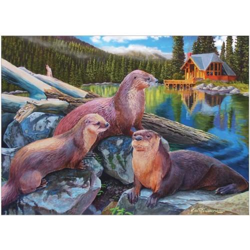 River Otters Puzzle