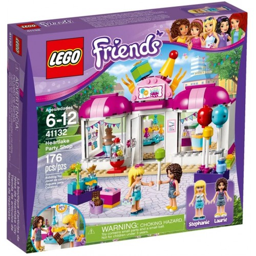 Lego 41132 Friends Heartlake Party