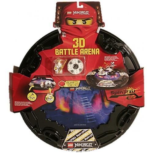 Lego Ninjago Spinjitzu 3D Battle Arena