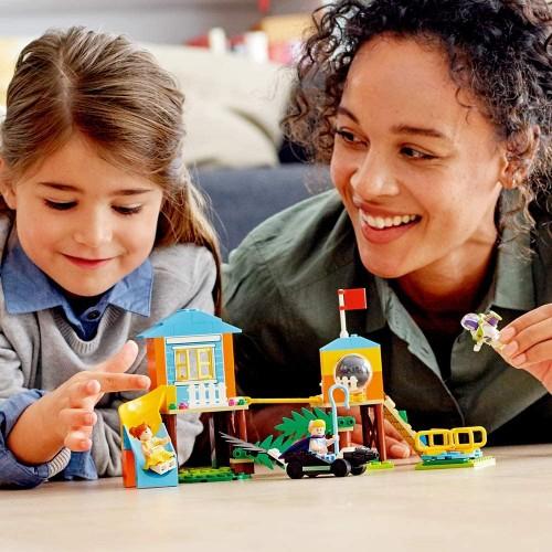 Lego Disney Pixars Toy Story Buzz Bo Peeps Playground Adventure 10768 Building Kit 139