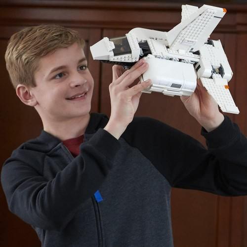 Lego Star Wars Imperial Landing Craft 75221 Building Kit Obiwan Kenobi Shuttle Pilot