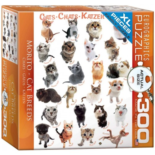 Eurographics Cats Puzzle