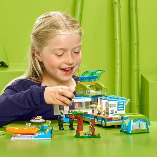 Lego Friends Mias Camper Van 41339 Building Set 488