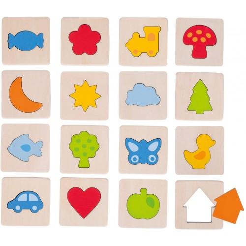 Memo Feelapair Card