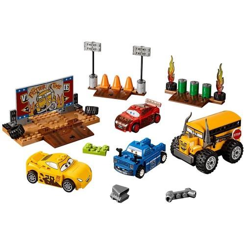 Lego Juniors Thunder Hollow Crazy 8 Race 10744 Building