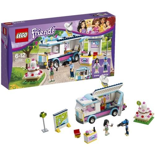 Lego Friends Set 41056 Heartlake News
