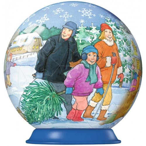 Christmas Collection 2012 Puzzle Ball