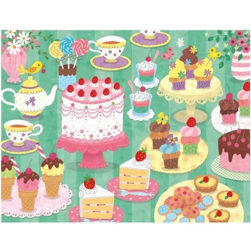 Mudpuppy Sweet Treats 63 Piece