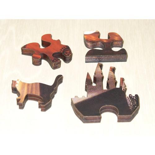Leighton Accolade Wooden Jigsaw
