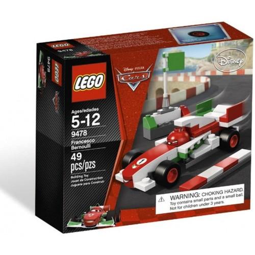 Lego Cars Francesco Bernoulli