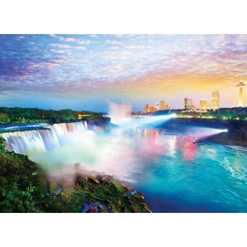 Eurographics Niagara Falls Puzzle 1000