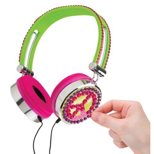 Decorate Your Headphones Girls Craft Kit