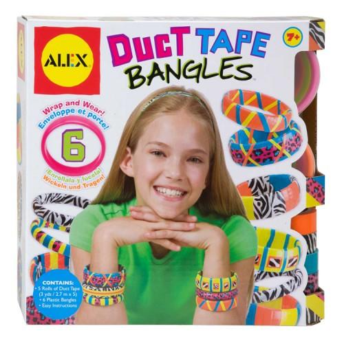 Duct Tape Bangles Craft Kit