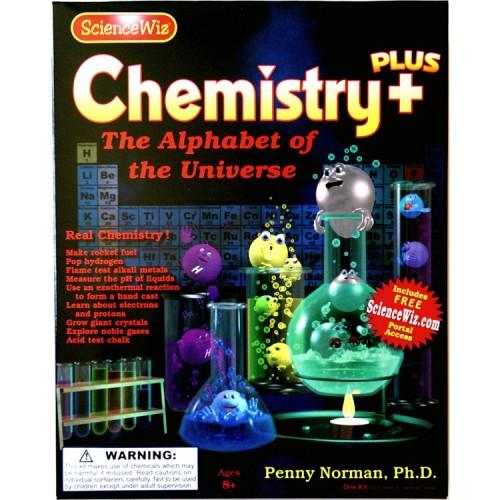 Chemistry Plus Science Kit