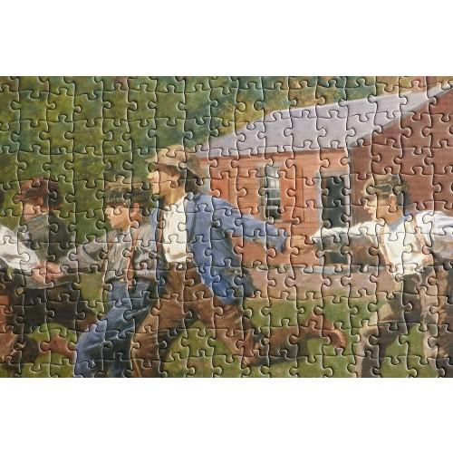Winslow Homer Snap The Whip 1000Piece Jigsaw