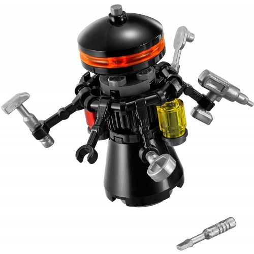 Lego Star Wars Episode 3 Minifigure Fx9 Series Medical Assistant Droid