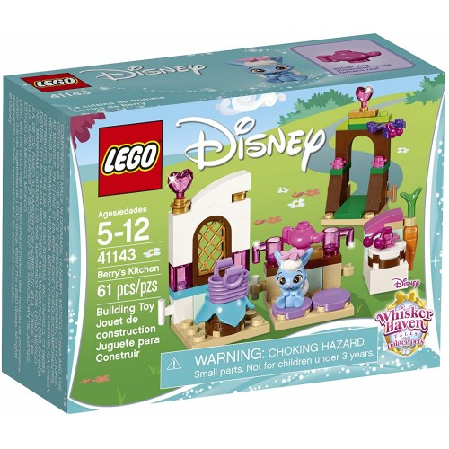 Lego Disney Princess Berrys Kitchen 41143 Building