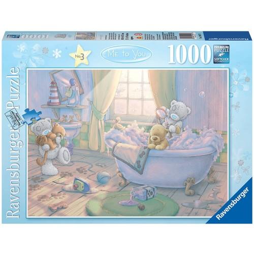 Ravensburger Me To You Bath Time 1000 Piece
