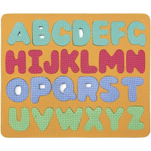 Pacon Wonderfoam Magnetic Puzzle Set Letters 26 Piece