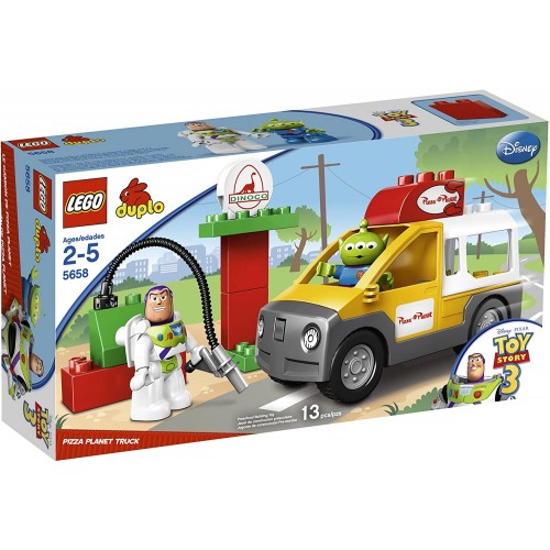 Lego Duplo Toy Story Pizza Planet Truck