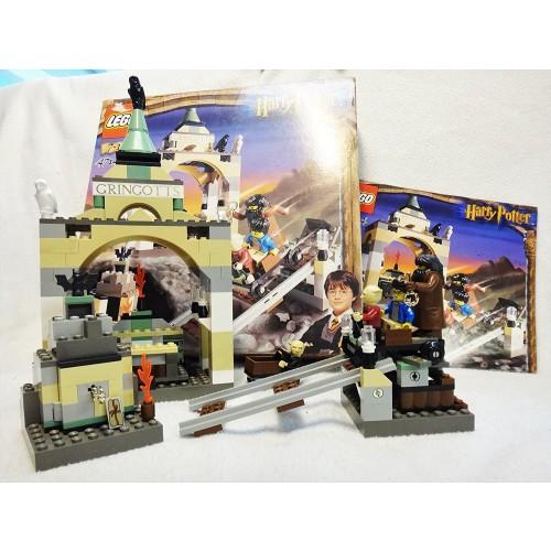 Harry Potter Lego Gringotts