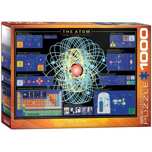 Eurographics The Atom 1000 Piece