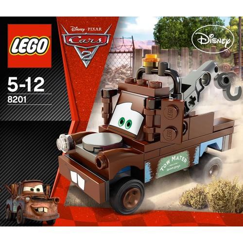 Cars 2 Radiator Springs Classic Mater Lego