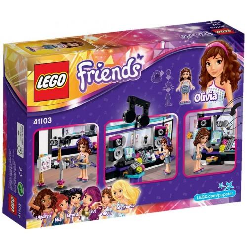 Lego 41103 Friends Pop Star Recording