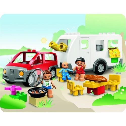 Lego Duplo Legoville Caravan