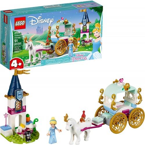 Lego Disney Cinderellas Carriage Ride 41159 4 Building Kit 91
