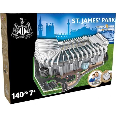 3D Stadium Puzzles Newcastle Utd