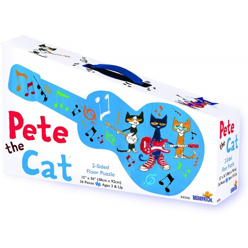 Pete The Cat 2Sided Floor
