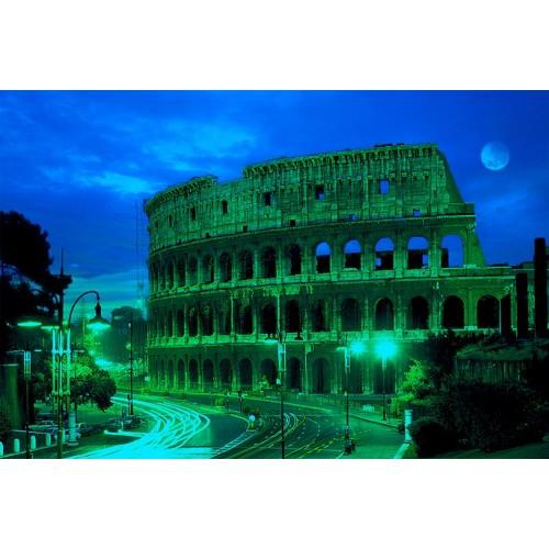 Tomax Rome Colosseum 1000 Piece Glowinthedark Jigsaw