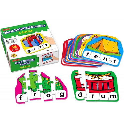 Word Building Puzzles