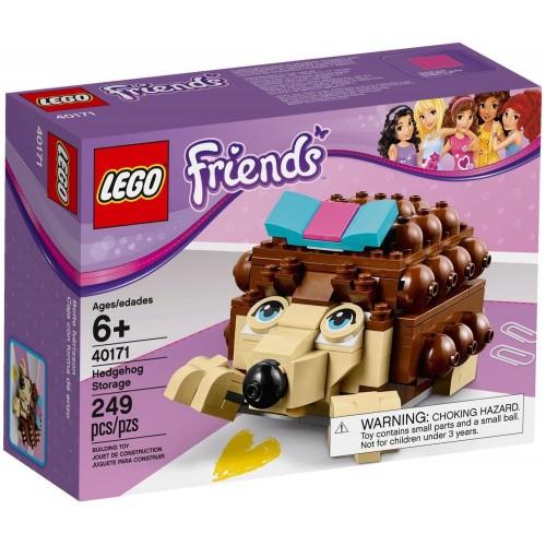 Lego Friends Hedgehog Storage
