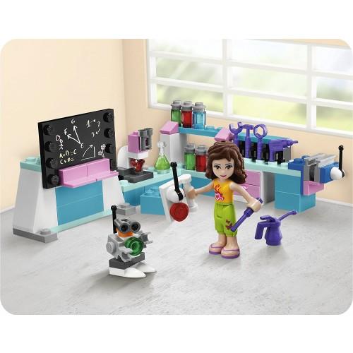 Lego Friends Olivias Inventors Workshop