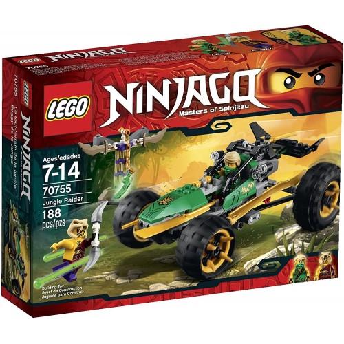 Lego Ninjago Jungle Raider Toy Discontinued By