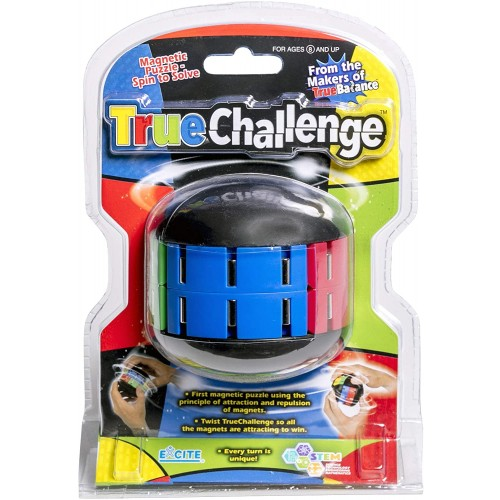 Truechallenge By Truebalance Is The Ultimate Magnetic Puzzle Game Spin To Solve Nothing Beats