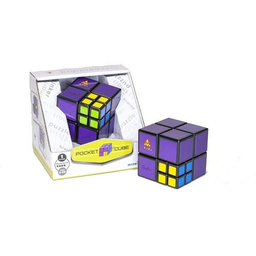 Project Genius Mk1102 Uwe Mefferts Pocket Cube Brain Teaser Puzzle