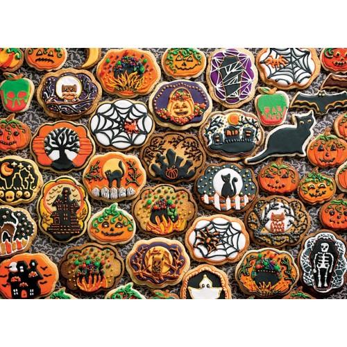 Halloween Cookies Puzzle