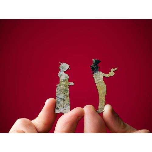 Artifact Puzzles Monet Lete Wooden Jigsaw